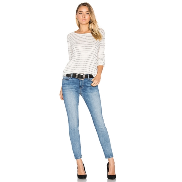 Current/Elliott Denim - Current Elliott The Stiletto Jean Skinny Ankle 555
